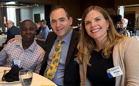 Attendees Enjoy Friends at the Latest Event with Rotary Minneappolis