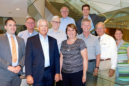 Rotary Our Foundation Group Photo